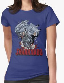 Shark Heroes Womens Fitted T-Shirt