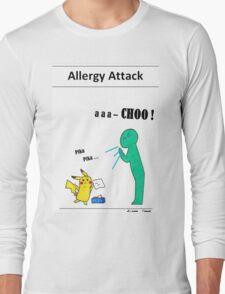 Allergy attack 2 Long Sleeve T-Shirt