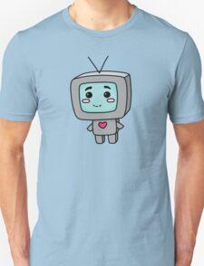 Happy little robot Unisex T-Shirt