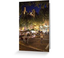 Where are you? Greeting Card