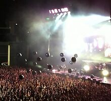 Fall Out Boy LIVE Save Rock and Roll Tour by FandomBeth