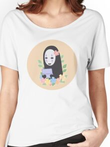 No Face Aloha Women's Relaxed Fit T-Shirt
