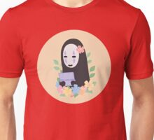 No Face Aloha Unisex T-Shirt