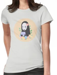 No Face Aloha Womens Fitted T-Shirt