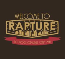 Welcome to Rapture by clairelions