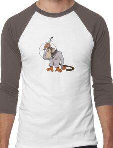 Space Kadet Men's Baseball ¾ T-Shirt