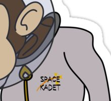 Space Kadet Sticker