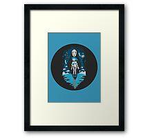 Spirited Away World Framed Print