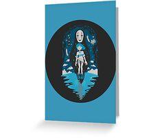 Spirited Away World Greeting Card