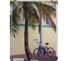 SOBE Beach Cruiser iPad Case/Skin