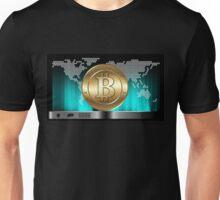 Bitcoin Concept Unisex T-Shirt
