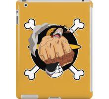 Luffy's Anger! iPad Case/Skin