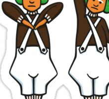 Oompa Loompa YMCA Sticker