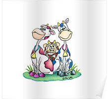 The 'Cows' Poster