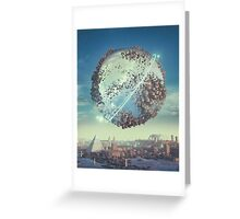On the Outside Greeting Card