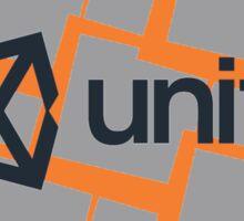 unity 3D render hexagonal hexagon design Sticker