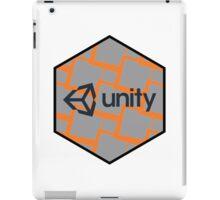 unity 3D render hexagonal hexagon design iPad Case/Skin