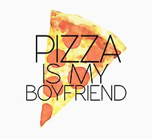 PIZZA IS MY BOYFRIEND Women's Tank Top