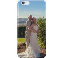 Steve & Lisa's wedding ~ 19 July 2016 iPhone Case/Skin