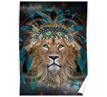 Fight For What You Love (Chief of Dreams: Lion)  Poster