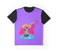 Disco bear Graphic T-Shirt
