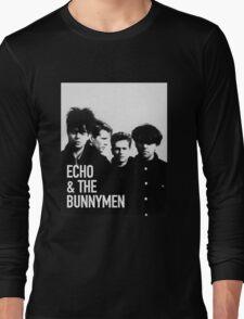 ECHO & THE BUNNYMEN Album Cover Long Sleeve T-Shirt