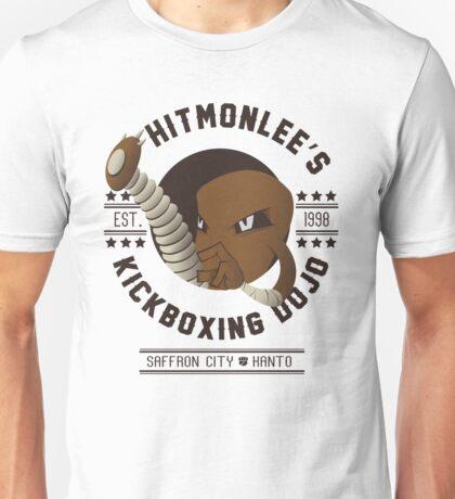 Hitmonlee Kickboxing Dojo Unisex T-Shirt