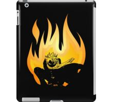 On Fire iPad Case/Skin
