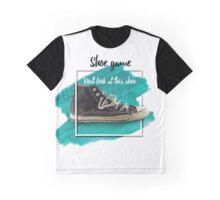 Shoe Game Graphic T-Shirt