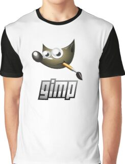 gimp design software image edition Graphic T-Shirt