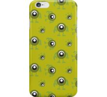 One eyed Monster   iPhone Case/Skin