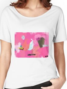 discussion 003 Women's Relaxed Fit T-Shirt