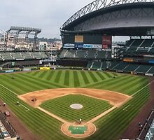 Safeco Field, Seattle by TomGreenPhotos