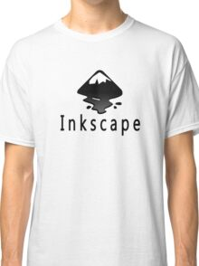 inkscape vector image editor Classic T-Shirt