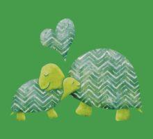 Turtle Hugs Kids Tee