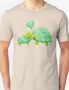 Turtle Hugs Unisex T-Shirt
