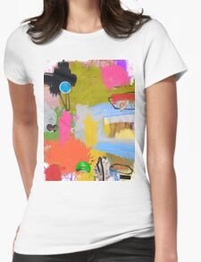 discussion 004 Womens Fitted T-Shirt