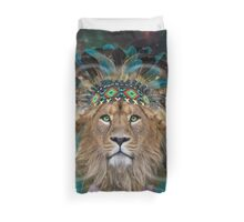 Fight For What You Love (Chief of Dreams: Lion)  Duvet Cover