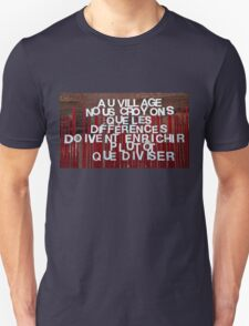 One Letter at a Time Unisex T-Shirt