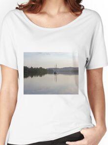 Dreamy Morn ~ Johnstone River, Innisfail, FNQ. AU Women's Relaxed Fit T-Shirt