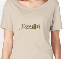 Cowgirl Women's Relaxed Fit T-Shirt
