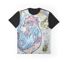 Rooster Road Graphic T-Shirt