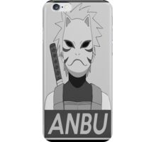 Young Anbu iPhone Case/Skin