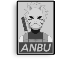 Young Anbu Canvas Print