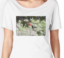 Brown Honey Eater  Women's Relaxed Fit T-Shirt