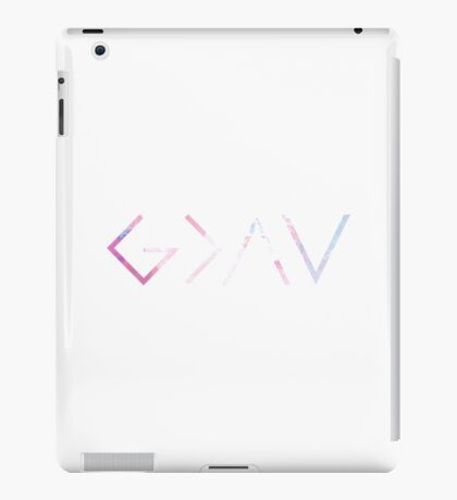 God Is Greater Than the Highs and Lows iPad Case/Skin