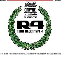 "Ridge Racer R4 ""Real Racing Roots '99 GP""  by Godfoot808"