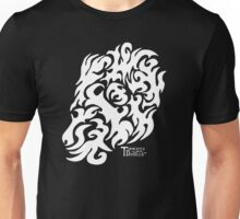 Tormented Lion Inverted Unisex T-Shirt