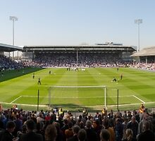 Craven Cottage by TomGreenPhotos