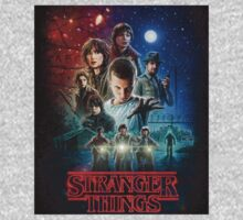 stranger things One Piece - Long Sleeve